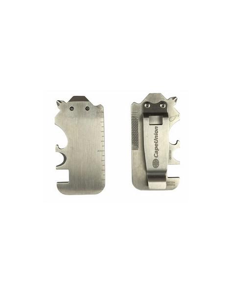 Cape Union MT192 Mini Tool -  silver