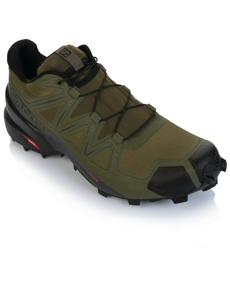 Salomon Speedcross 5 -  olive-black