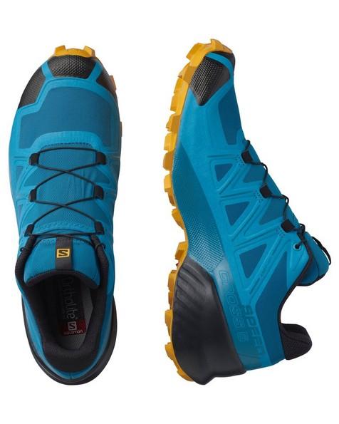 Salomon Men's Speedcross 5 Shoes -  blue