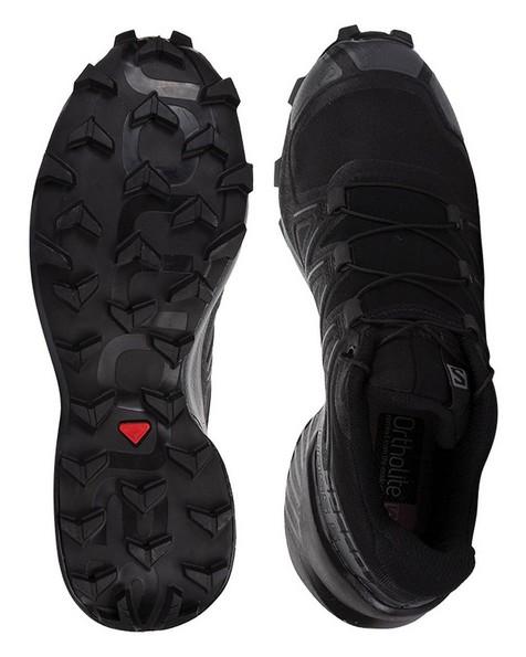 Salomon Women's Speedcross 5 Shoe -  black-black