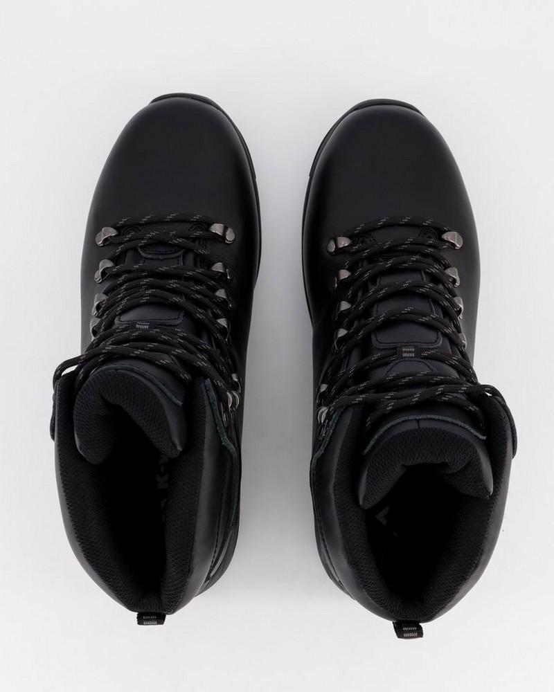 K-Way Men's Mt Nimba Boots -  black-black