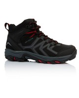 K-Way Amazon Mid Boot Kids -  black-red