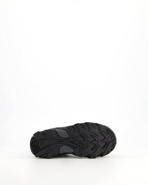 K-Way Amazon Mid Boot Kids -  black-yellow