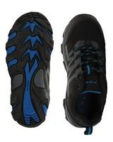 K-Way Amazon Shoe Kids -  black-royal