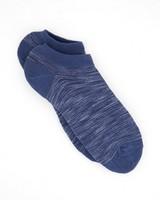 Falke Time Tainted Secret Sock -  blue