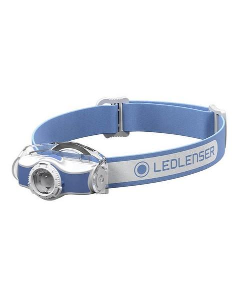 Ledlenser MH3 Headlamp -  blue