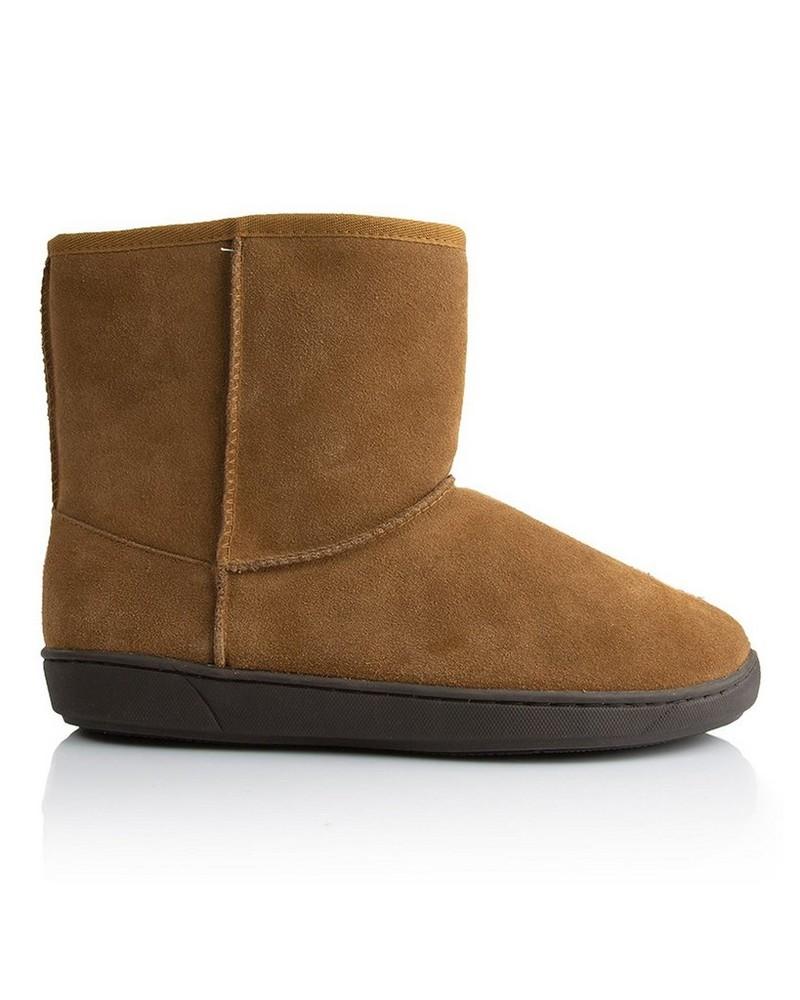 Cape Union Chuck Boot Mens -  camel-brown