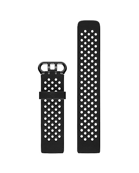 Fitbit Charge 3 Sports Band -  black