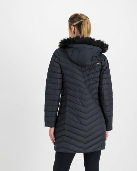 K-Way Women's Tasman '19 Down Coat  -  black
