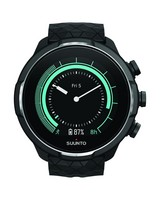 Suunto 9 Baro Titanium Watch -  black