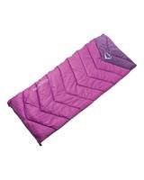 K-Way Approach Plus Sleeping Bag  -  berry-grape