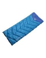 K-Way Approach Plus Sleeping Bag  -  blue-blue