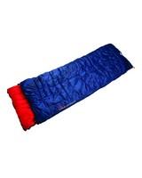 K-Way Traverse 2 Sleeping Bag -  blue-red
