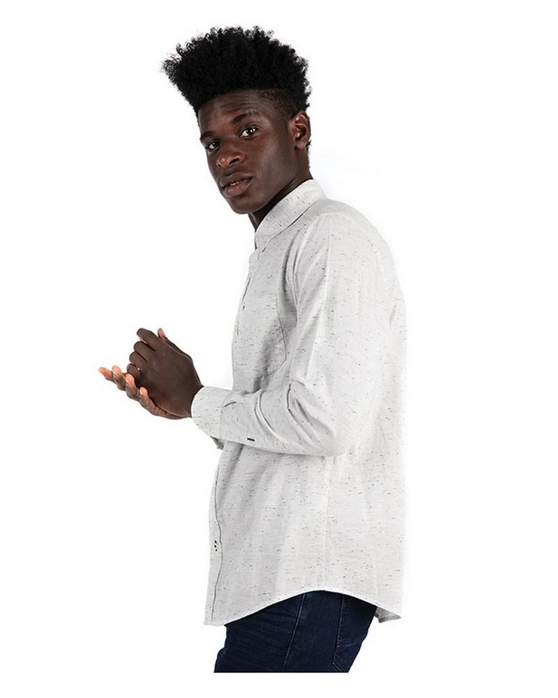Old Khaki Men's Che Regular Fit Shirt  -  grey