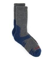 Brigedale Men's Explorer Heavyweight Endurance Sock -  grey-blue