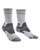 Bridgedale Hike Midweight Endurance Lds -  grey