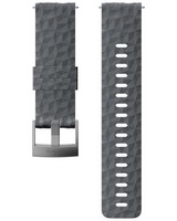 Suunto 24 mm Explore 1 Silicon Strap -  graphite