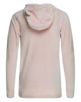 K-Way Women's Taryn Plush Hooded Fleece  -  nude