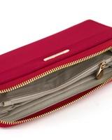 Travelon RFID Blocking Tailored Clutch Wallet -  cobalt