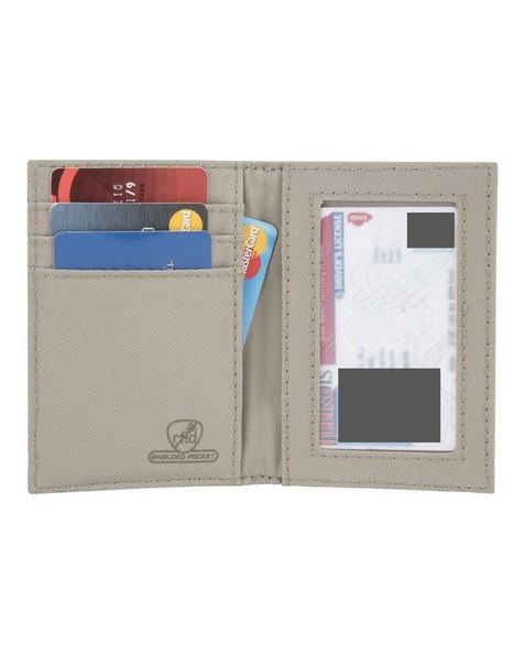 RFID Slim Wallet -  lightgrey