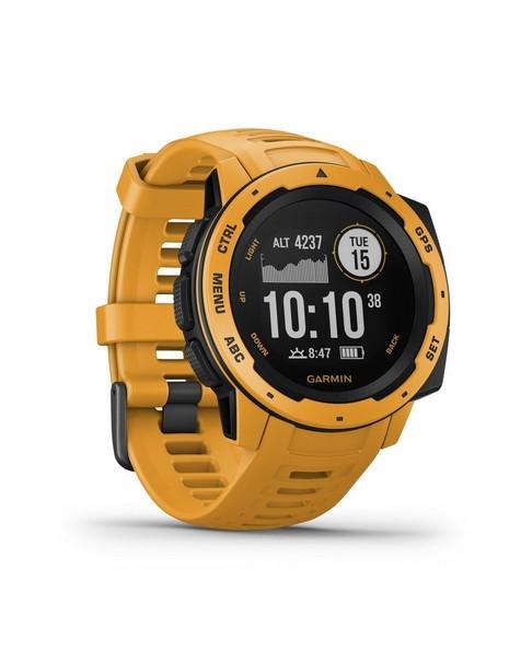 Garmin Instinct Fitness Watch -  ochre