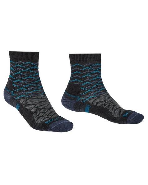 Bridgedale Hike Lightweight Endurance Mens -  darkcharcoal-blue
