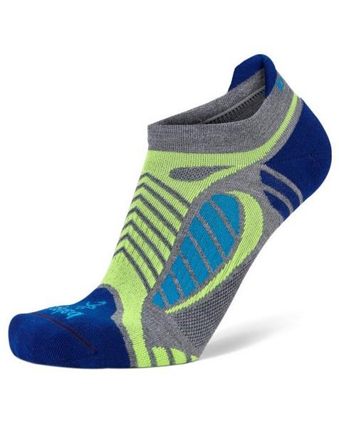 Balega Unisex Enduro Low-Cut Socks -  grey-cobalt