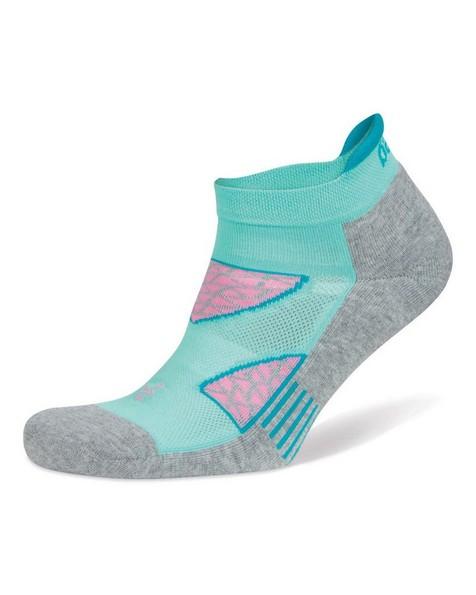 Balega Women's Enduro No-Show Socks -  grey-blue