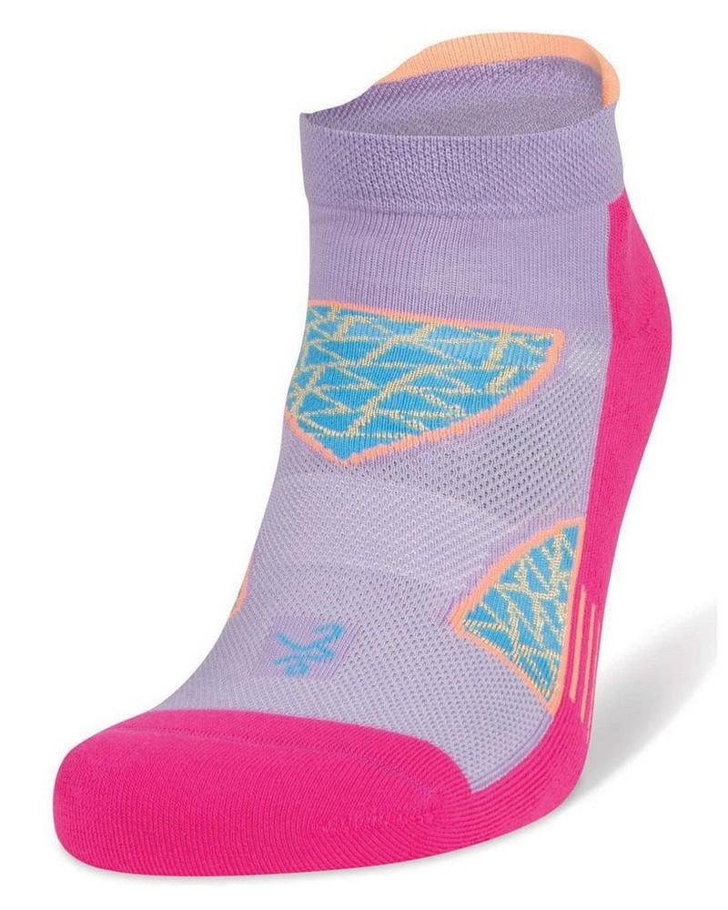 Balega Women's Enduro No-Show Socks -  lavender-pink