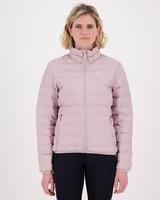 K-Way Women's Ember Re:Down Jacket -  dustypink-lightpink