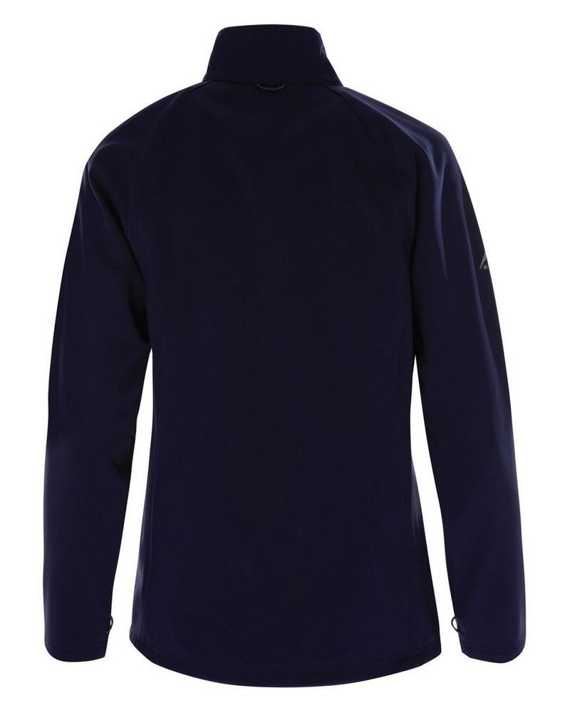 K-Way Women's Mira'19 Softshell Jacket -  blue-lilac