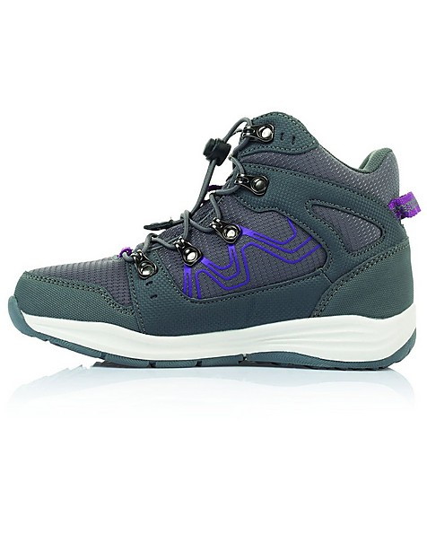 K-Way Kids' Grizzly 2 Boot -  grey-teal