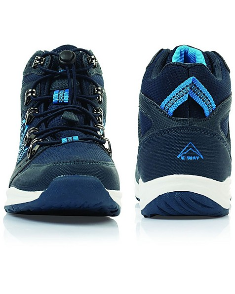 K-Way Kids' Grizzly 2 Boot -  navy-blue