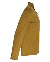 K-Way Men's Clash '19 1/4 Zip Fleece -  mustard