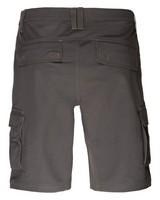 K-Way Men's Explorer Rambler Hybrid Shorts -  black
