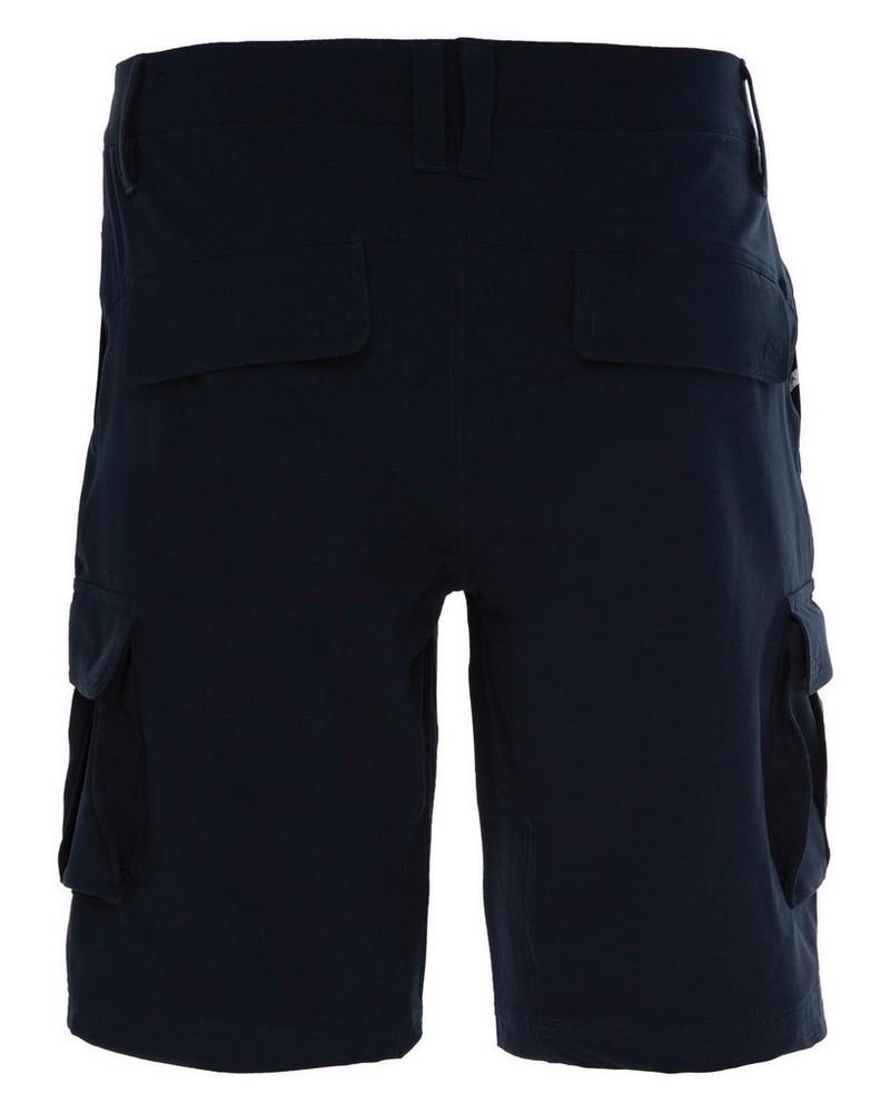 K-Way Men's Explorer Tracer Cargo Shorts -  navy