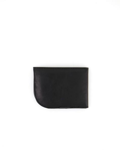 Travelon RFID Blocking Leather Front Pocket Wallet -  black