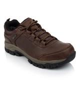 K-Way Wanderer Shoe Mens -  brown-black