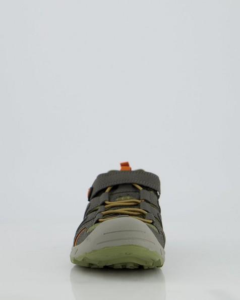 K-Way Camper Sandal Kids -  khaki-grey