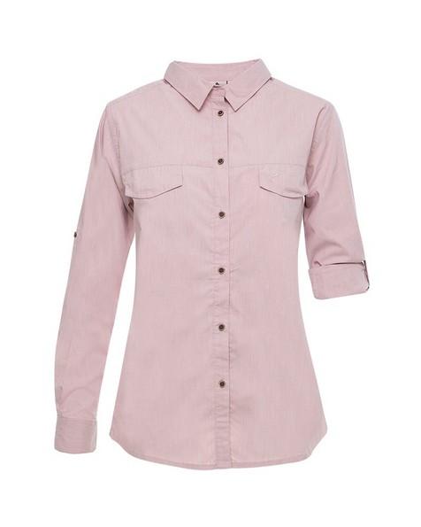 K-Way Women's Fiona Long Sleeve Shirt -  rose