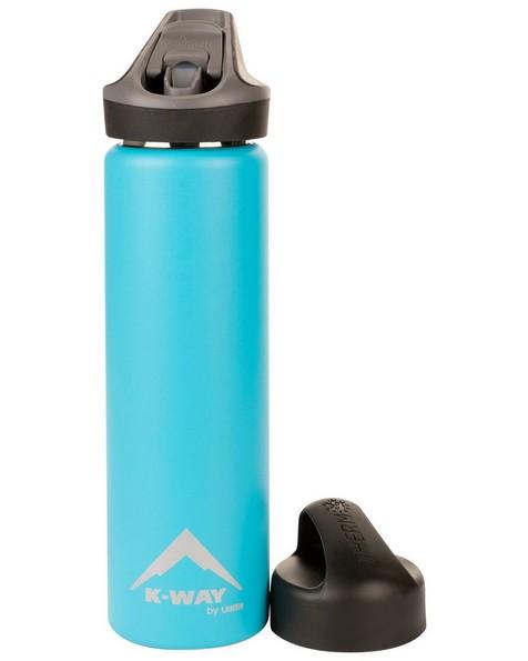 K-Way Thermo 750ml Bottle -  lightblue