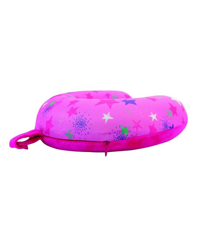 Cape Union Kids Travel Pillow - Stars -  pink