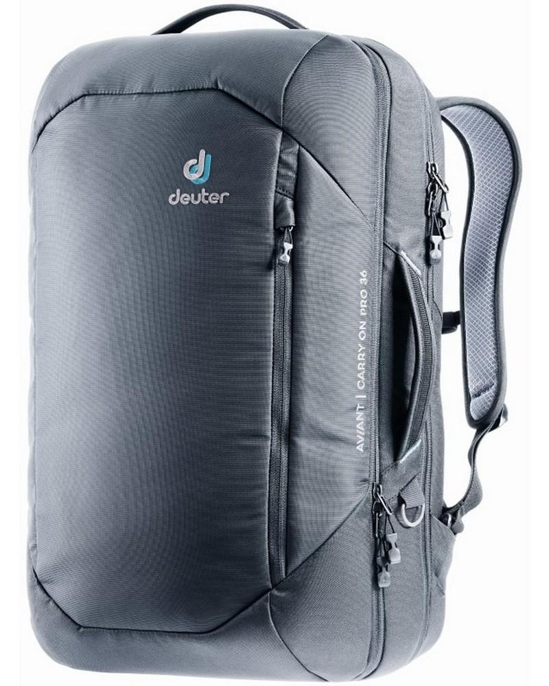 Deuter Aviant Carry On Pro 36 Duffel Bag -  black