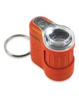 Carson 20x Micromini Pocket Microscope -  orange