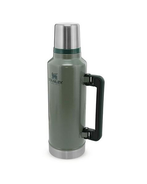 Stanley 1.9L Classic Vacuum Flask -  green