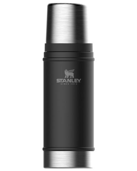 Stanley 0.47L Vacuum Flask -  black