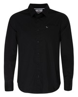 Old Khaki Men's Andy 2 Regular Fit Shirt  -  black