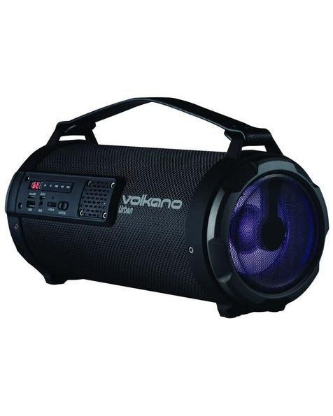 Volkano Urban BT Speaker -  black