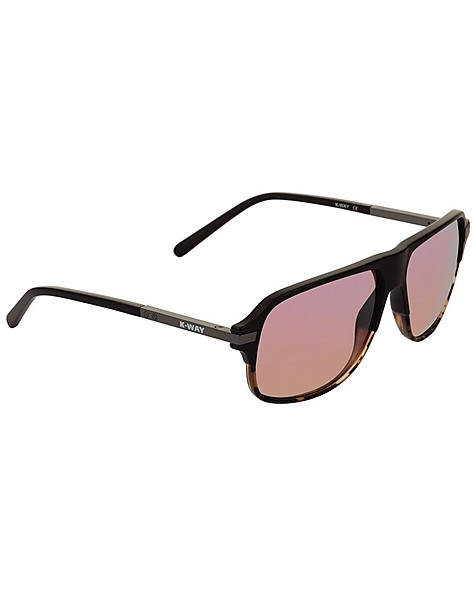 K-Way KW19008 Polycarbonate Bundy Sunglasses  -  nocolour