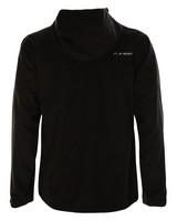 K-Way Men's Cloud Tech Hiking Jacket -  black-black